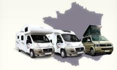 Louer un camping-car - Motorhomerent.fr, des locations sur mesure